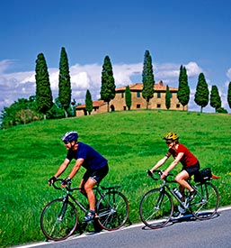 Tuscany Bike Trips
